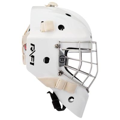 (Warrior Ritual F1+ Certified Goalie Mask - Senior)