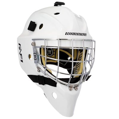 (Warrior Ritual F1 Certified Goalie Mask - Senior)