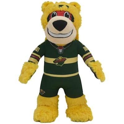 (Minnesota Wild 10 Inch Plush Mascot)