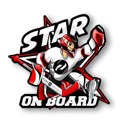 (Star on Board Boy - Goalie)