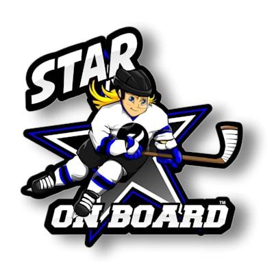 (Star on Board Girl - Player)