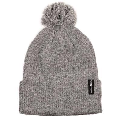 (Pure Hockey Pom Winter Hat)