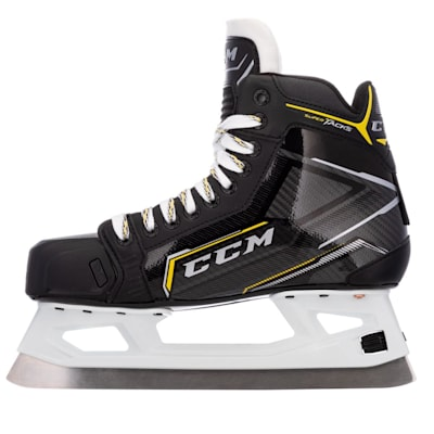(CCM Super Tacks 9370 Ice Hockey Goalie Skates - Junior)