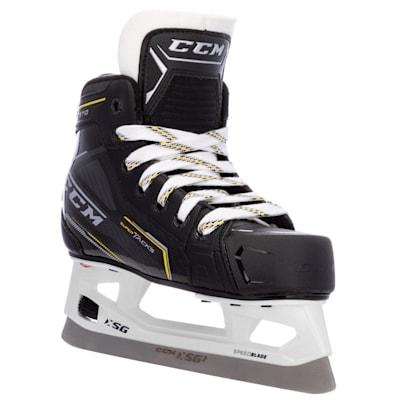 (CCM Tacks 9370 Youth Ice Hockey Goalie Skates - Youth)