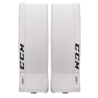 (CCM Axis A1.9 Goalie Leg Pads - Intermediate)