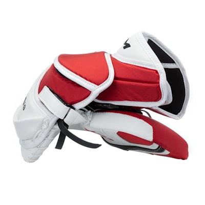 (CCM Axis A1.9 Goalie Glove - Intermediate)