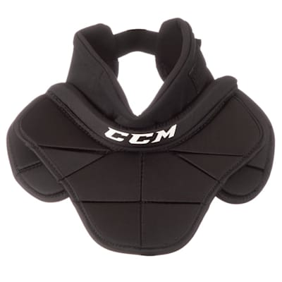 (CCM BNQ Goalie Neck Guard - Senior)