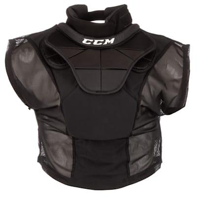 (CCM BNQ Shirt Style Neck Guard - Junior)