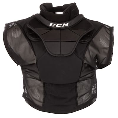 (CCM BNQ Shirt Style Neck Guard - Senior)