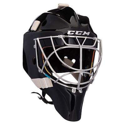 (CCM Axis Pro Non-Certified Cat Eye Goalie Mask - Senior)