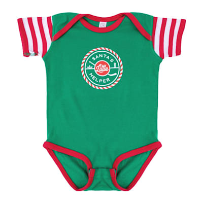 (Pure Hockey Holiday Baby Onesie - Infant)