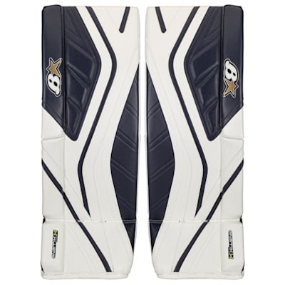 (Brians GNETiK X Goalie Leg Pads - Junior)