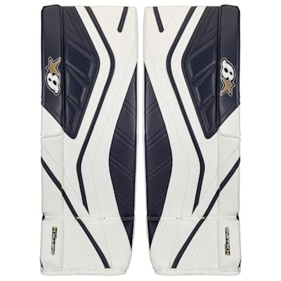 (Brians GNETiK X Goalie Leg Pads - Intermediate)