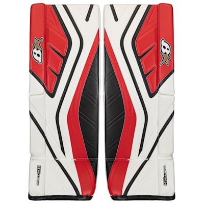 (Brians GNETiK X Goalie Leg Pads - Senior)