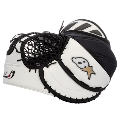 (Brians GNETiK X Goalie Glove - Junior)