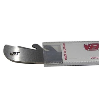 (BladeTech Bauer Lightspeed Edge Burner Stainless Steel Runners - Senior)