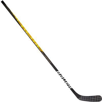 (Bauer Supreme 3S Pro Grip Composite Hockey Stick - Senior)