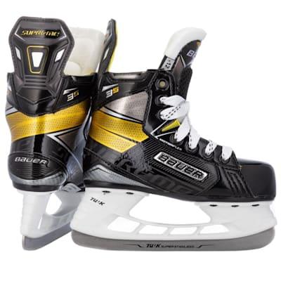 (Bauer Supreme 3S Ice Hockey Skates - Youth)