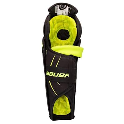 (Bauer Vapor X2.9 Hockey Shin Guards - Junior)
