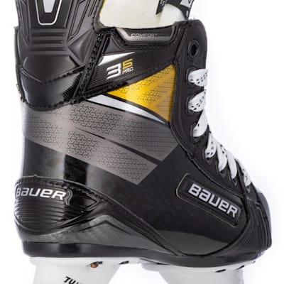 (Bauer Supreme 3S Pro Ice Hockey Skates - Youth)