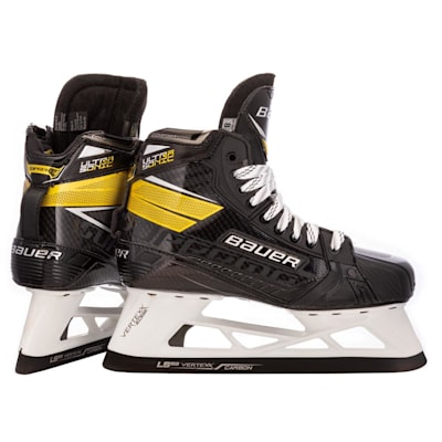 (Bauer Ultrasonic Ice Hockey Goalie Skates - Intermediate)