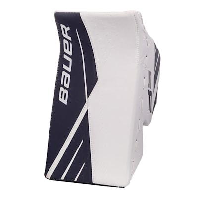 (Bauer Supreme 3S Goalie Blocker - Intermediate)