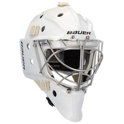 (Bauer Profile 960 Non-Certified Cat Eye Goalie Mask - Senior)