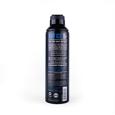 (Duke Cannon Dry Ice Body Spray Powder)