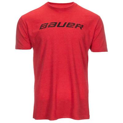 (Bauer Graphic Short Sleeve Crew Tee Shirt - Adult)