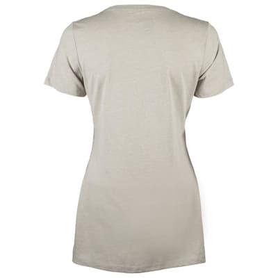 (Bauer Graphic Plaid Short Sleeve Tee Shirt - Womens)