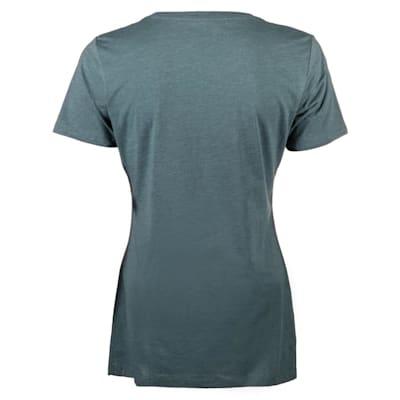 (Bauer Graphic Fade Short Sleeve Tee Shirt - Womens)