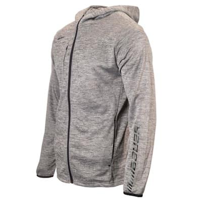 (Bauer Vapor Fleece Full Zip Hoody - Adult)