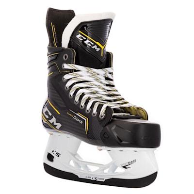 (CCM Super Tacks AS3 Pro Ice Hockey Skates - Junior)