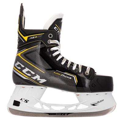 (CCM Super Tacks AS3 Ice Hockey Skates - Intermediate)