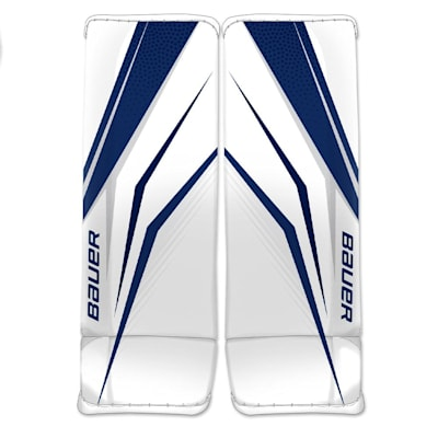 (Bauer Digi-Print Custom Supreme Ultrasonic Goalie Leg Pads - Senior)