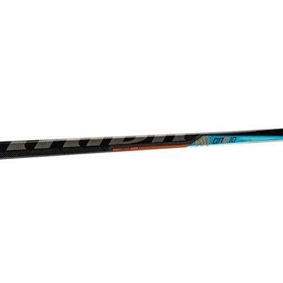 (Warrior Covert QRE 10 Grip Composite Hockey Stick - Junior)