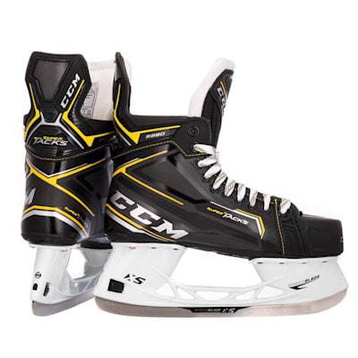 (CCM Super Tacks 9380 Ice Hockey Skates - Intermediate)
