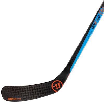 (Warrior Covert QRE 40 Grip Composite Hockey Stick - Intermediate)
