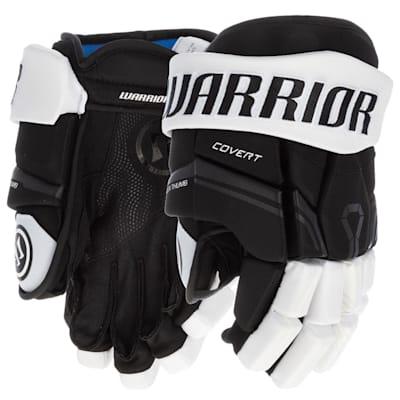 (Warrior Covert QRE30 Hockey Gloves - Junior)