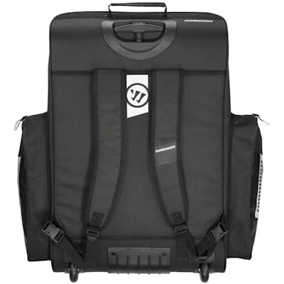 (Warrior Pro Hockey Backpack Wheel Bag - Senior)