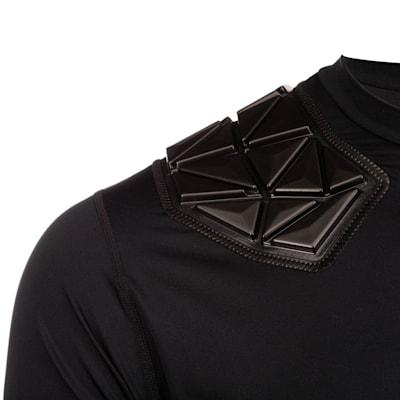 (Bauer S20 Elite Padded Goalie Base Layer Shirt - Adult)