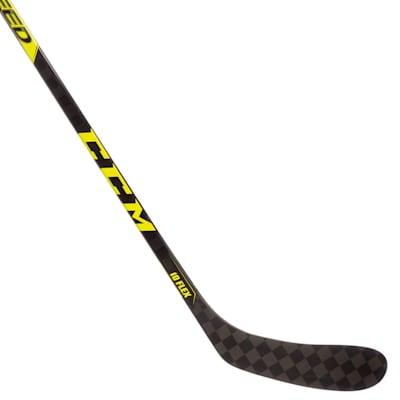 (CCM JetSpeed Youth 10 Flex Grip Composite Hockey Stick - Youth)
