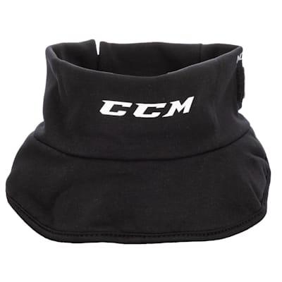 (CCM Pro Cut Resistant Bibbed Neck Guard - Senior)