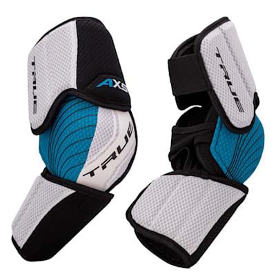 (TRUE AX5 Hockey Elbow Pads - Junior)