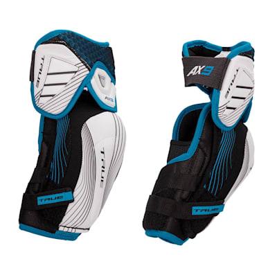 (TRUE AX9 Hockey Elbow Pads - Junior)