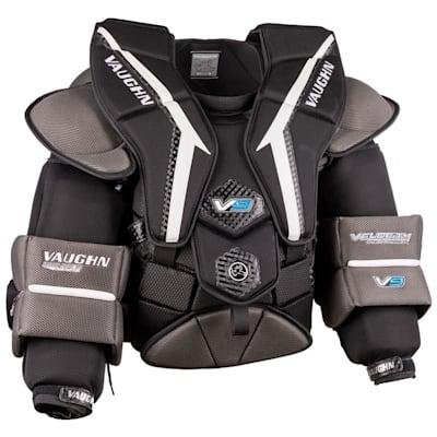(Vaughn Velocity V9 Pro Carbon Goalie Chest Protector - Senior)