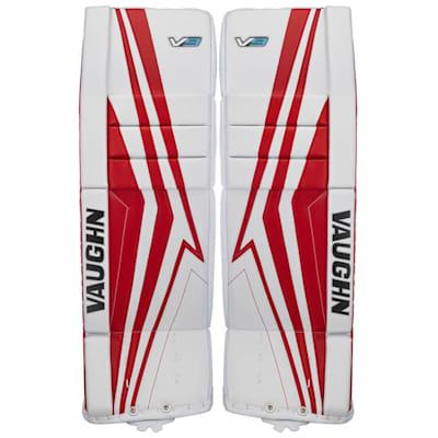 (Vaughn Velocity V9 Pro Goalie Leg Pads - Senior)