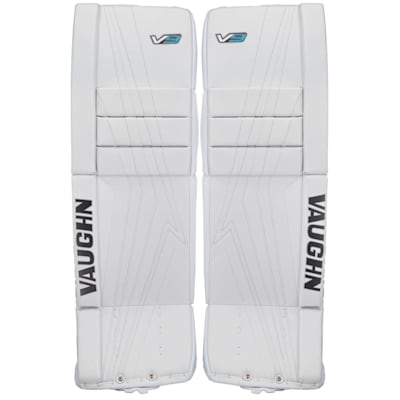 (Vaughn Velocity V9 Goalie Leg Pads - Intermediate)