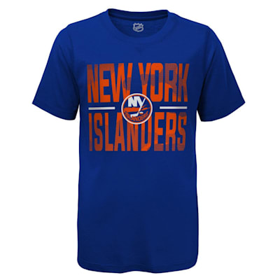 (Outerstuff Hustle Ultra Tee - New York Islanders - Youth)