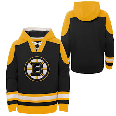 (Adidas Ageless Must Have Pullover Hoody - Boston Bruins - Youth)